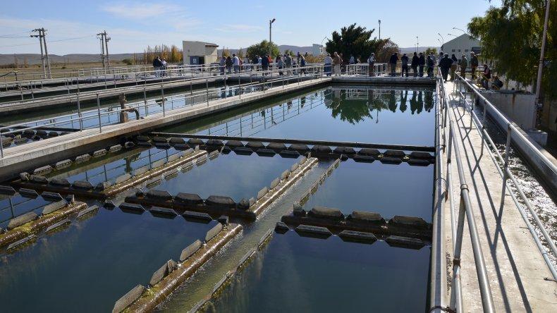 Las obras inconclusas en el acueducto motivaron entredichos toda la semana.