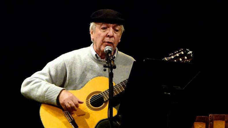 Viglietti vuelve a la Argentina con dos conciertos.