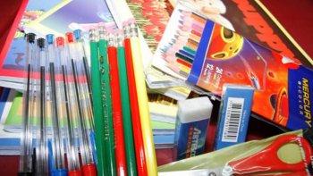 siguen los aumentos: la canasta escolar costara 40% mas que el ano pasado
