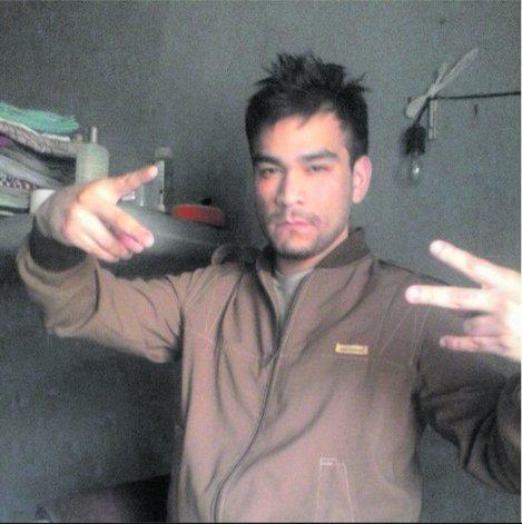 Franco Abadie pasará tres meses con prisión preventiva por extorsión en una celda de la Sexta.