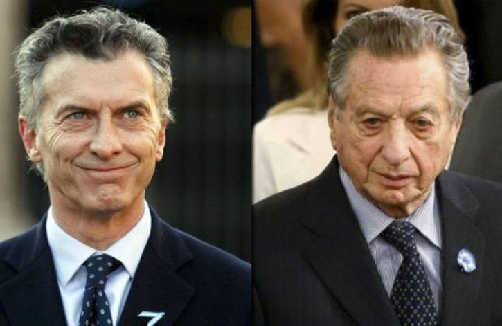 Macri cada vez más comprometido por la deuda que le condonó a su padre.