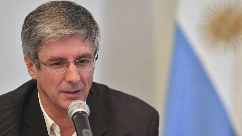 El intendente de Esquel (foto) acompañó al gobernador