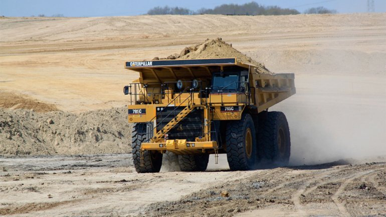 La explotación minera es uno de los notorios objetivos del gobierno de Macri.