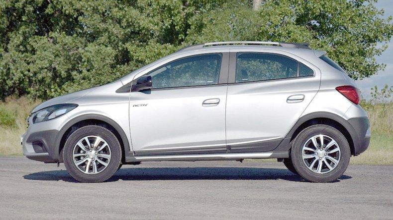 Prueba Chevrolet Onix Activ