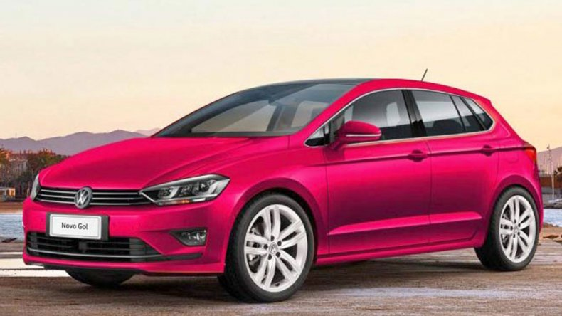 Ya se proyectar la próxima generación del Volkswagen Gol