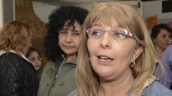 Rosario Flecha ya no es la máxima referente regional del gremio de los docentes. No trascendieron los motivos de su renuncia.