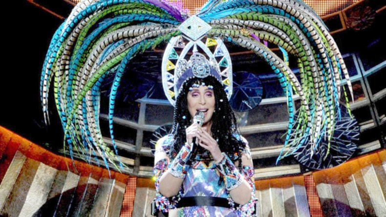 Estrellas de la talla de Cher estrenarán este año espectáculos.