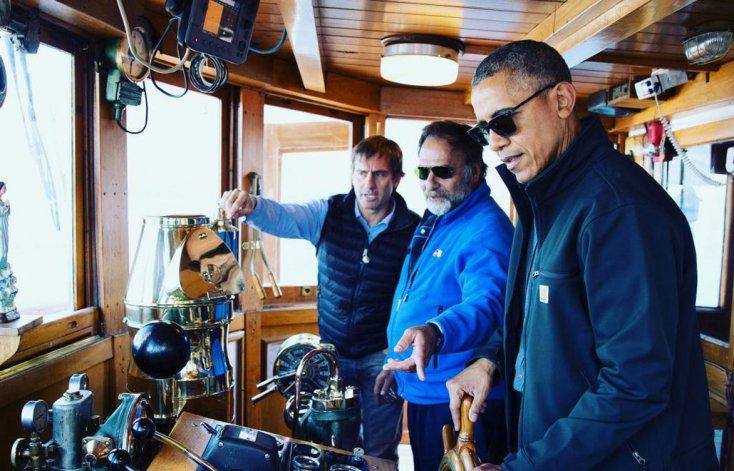 Creció el turismo estadounidense en Bariloche y se lo adjudican  al efecto Obama