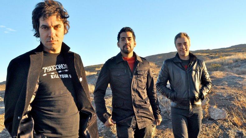 La emblemática banda de rock nacional