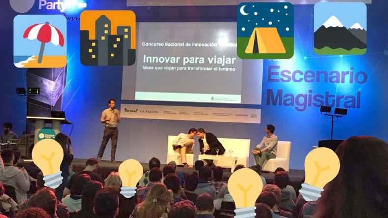 El concurso busca ideas que potencien el turismo en la Argentina.