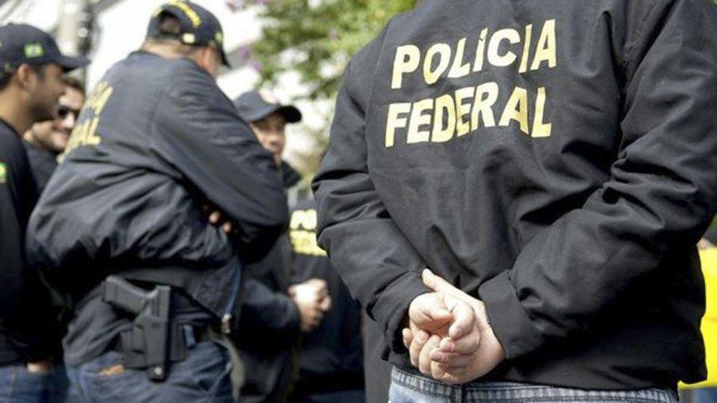 Sin policías en las calles es delicada la situación en Brasil.