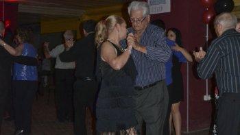 El tango también tiene lugar en el programa Univerano.