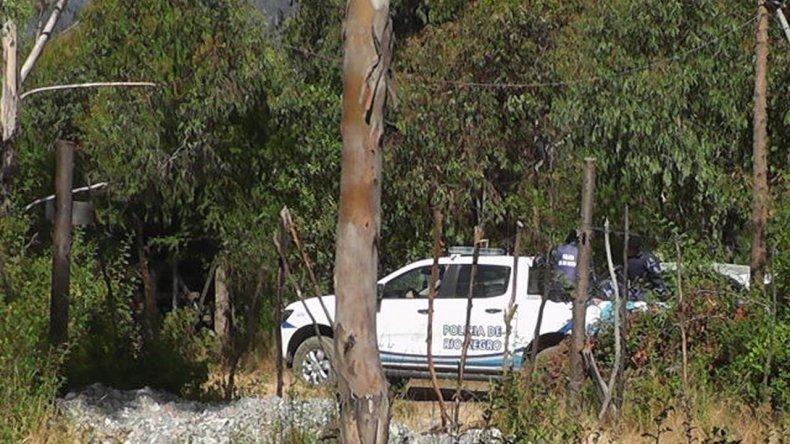 Su cuerpo fue encontrado por un vecino cuando caminaba por el callejón Eusebio Barría