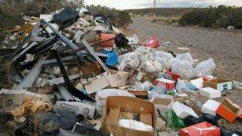 multas mas caras para los que tiren basura en lugares no permitidos