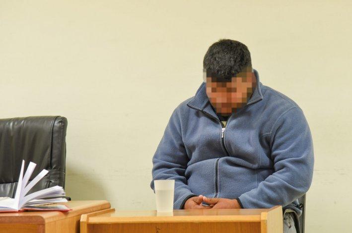 Diego Aguirre tiene varias historias negras vinculadas con la comercialización de carne. Hoy está detenido por el crimen de Orlando Jurado.