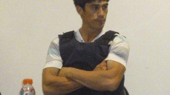 Erwin Nicolás Jaramillo, de 25 años, fue imputado ayer por la Fiscalía de Sarmiento como presunto autor del delito de homicidio simple contra Ricardo Nicolás Pineda (22).