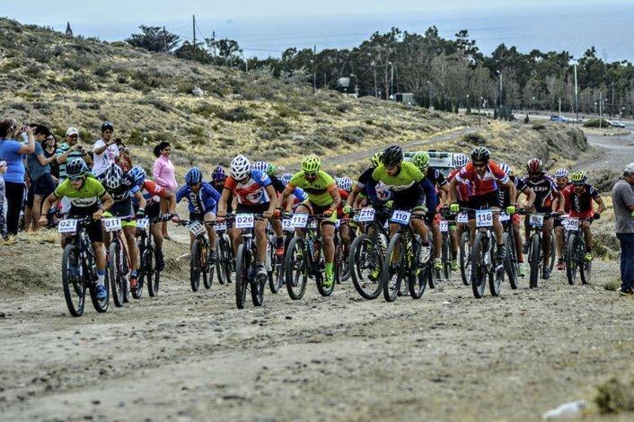 Gran concurrencia tuvo la prueba que se disputó durante el fin de semana.