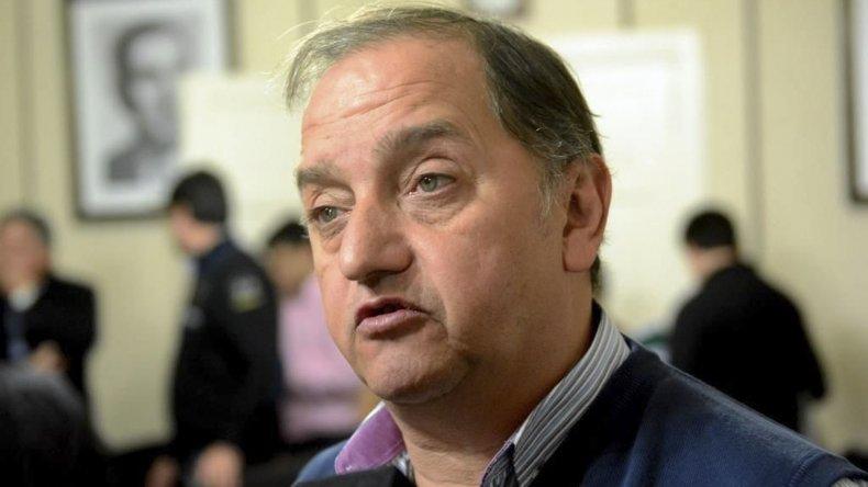 Carlos Linares afirmó que con esos fondos extra se pavimentaron 1.400 cuadras en Comodoro.