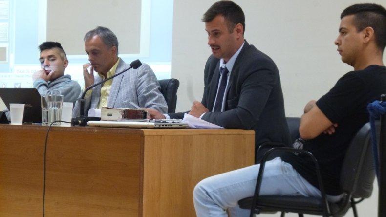Segunda jornada del juicio por el homicidio del sereno González