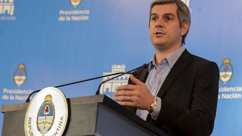 Marcos Peña intentó desligar al presidente Macri del escándalo por el Correo.