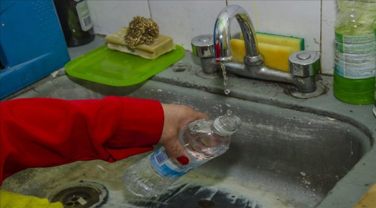 La Sociedad Cooperativa Popular Limitada informó que hoy se producirá el tercer corte de agua potable de febrero para recuperar reservas en el Puesto La Mata.