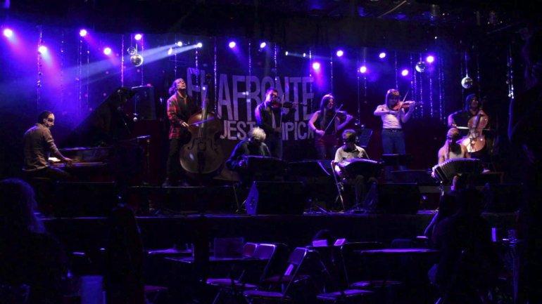 La Orquesta Típica El Afronte se presentará el jueves 23 en el Teatro Español.