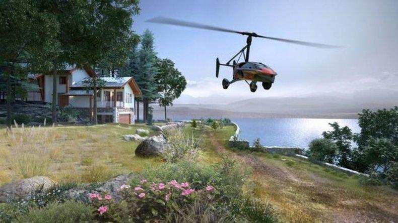 El primer auto volador del mundo ya está en el mercado
