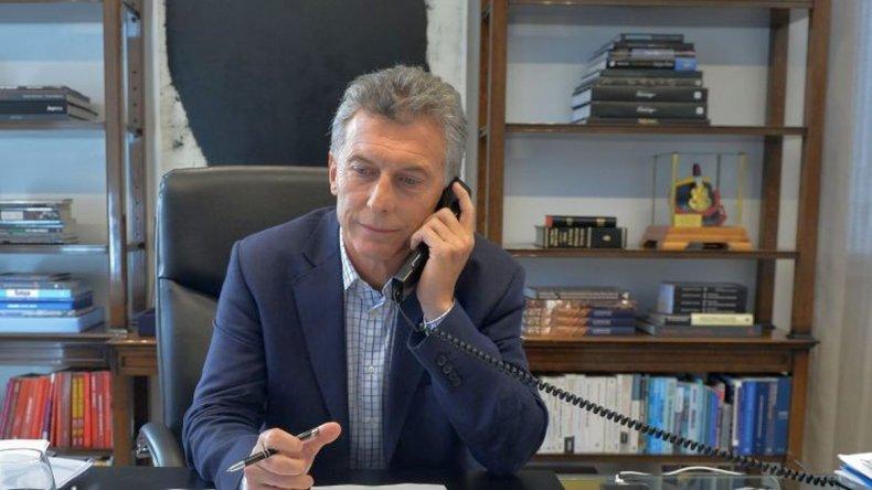 Trump llamó a Macri y lo invitó a visitar EEUU