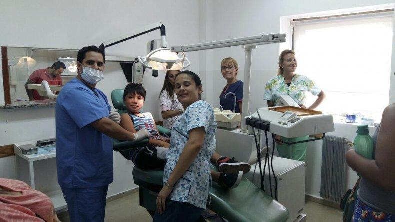 Los cursos contemplan la práctica inmediata con pacientes.