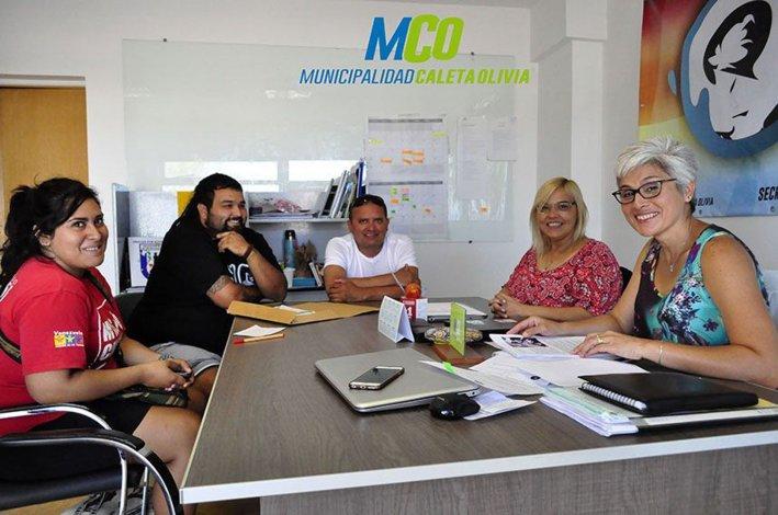 En el municipio de Caleta Olivia comenzaron con la organización del encuentro previsto para el segundo fin de semana de marzo.