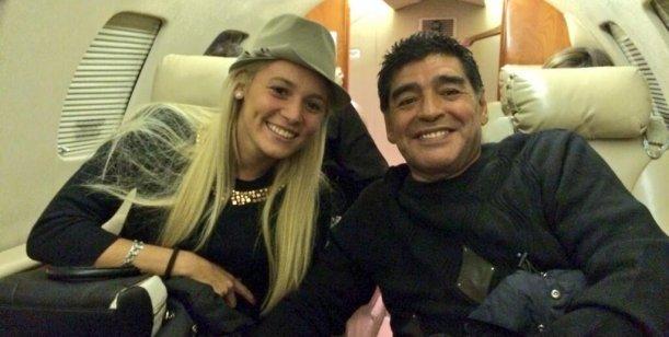 Rocío Oliva se negó a declarar tras el escándalo con Maradona
