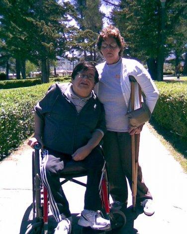 Margarita y Luis