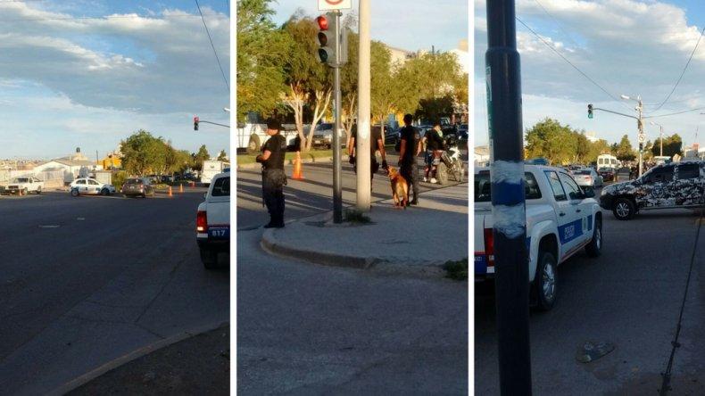 Controles: secuestraron un auto y una moto