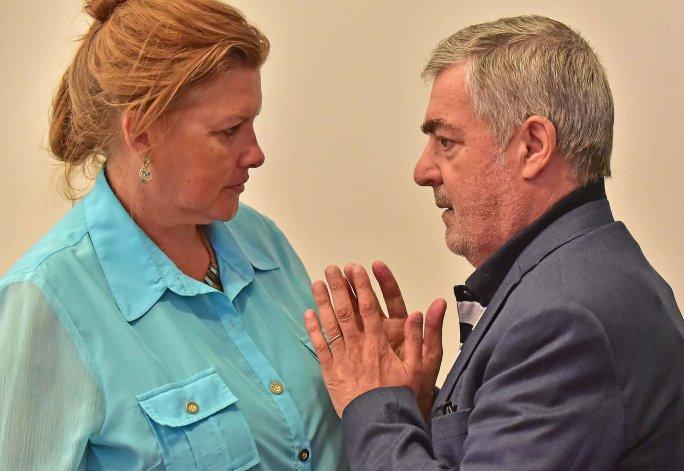 Das Neves presidió licitación para construir una escuela en el Stella Maris
