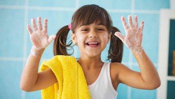 Lavado de manos: el modo más efectivo de cuidar nuestra salud