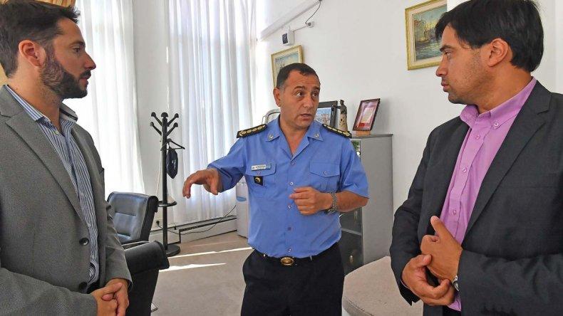 Brindaron informe de los hechos policiales que dejaron 21 detenidos