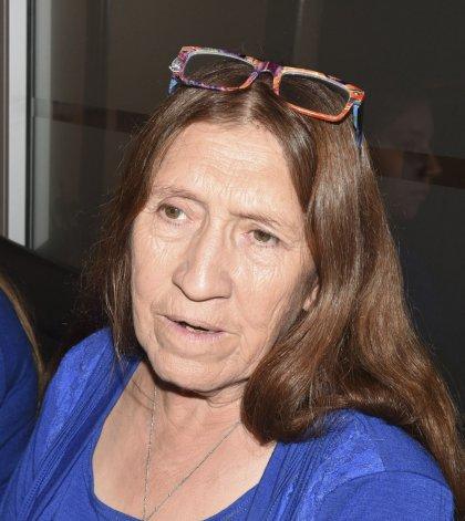 La madre de Daniel Santiago Sánchez