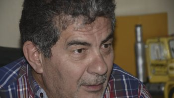 Jorge Taboada, diputado nacional y referente sindical de Camioneros Chubut.