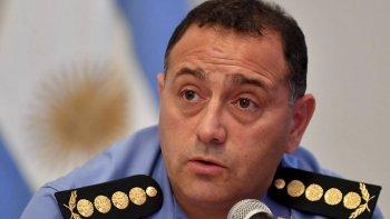 El jefe policial, Luis Avilés, informó los resultados del trabajo que realizó esa fuerza durante la última semana.