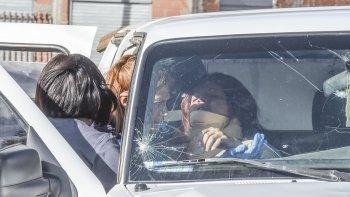 Una mujer resultó lesionada tras un choque en Pedro Pablo Ortega y Casimiro Pella durante la tarde de ayer.