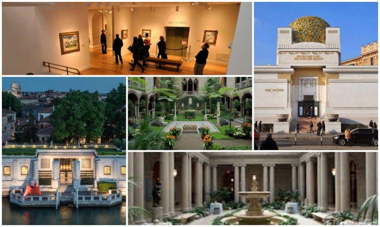 Top 5: Los museos más románticos del mundo