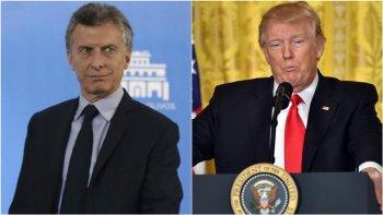 Comunicaron detalles del futuro encuentro entre Macri y Trump.
