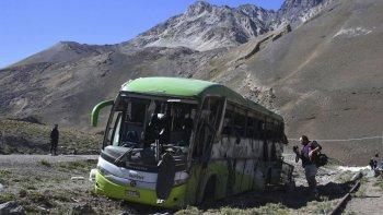 Un micro protagonizó la peor tragedia vial de Mendoza.