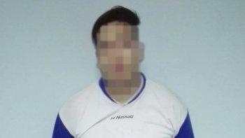 El sospechoso fue detenido en Sarmiento tras ser denunciado, pero recuperó la libertad.