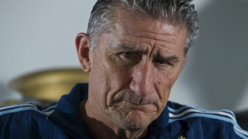 Bauza: quiero que Argentina salga campeón del mundo