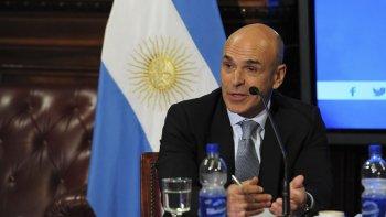 El titular de la Agencia Federal de Inteligencia, Gustavo Arribas es investigado por presuntas coimas que habría recibido de la empresa Odebrecht en 2013.