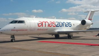 autorizaron a una aerolinea paraguaya a operar en argentina