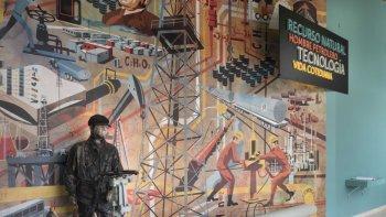 el museo del petroleo se suma al aniversario de comodoro
