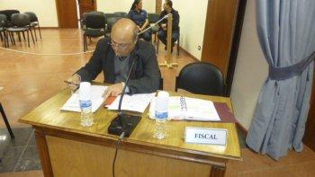 Julio Herrera es quien representa a la parte acusadora en esta causa.