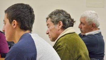 Por video conferencia desde Trelew, se elevó a juicio la causa por asociación ilícita que tiene como organizador a Julio Rolón.